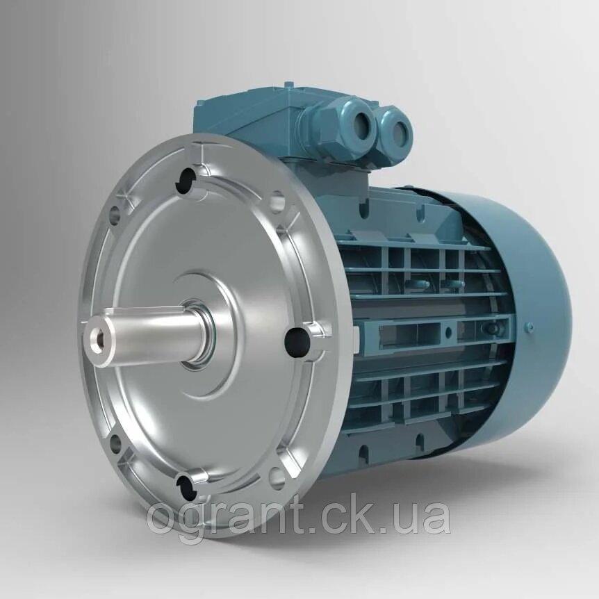 Однофазный электродвигатель Volt, 0,37кВт/1500об/мин VSS-A-71-M-4a, B5 фланец