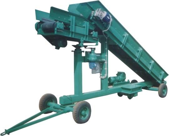 Комплекс подъемно-транспортного оборудования для производств по выращиванию грибов