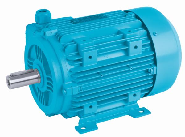Трехфазный электродвигатель ELK 2EL071M6B-0.18кВт-1000об/мин