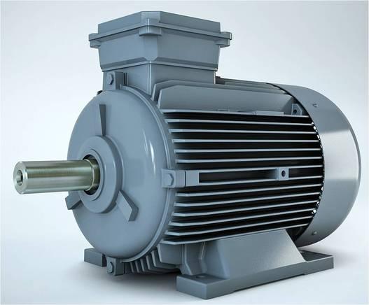 Трёхфазный двигатель 55 КВТ/1500 GM2E 250 M 4