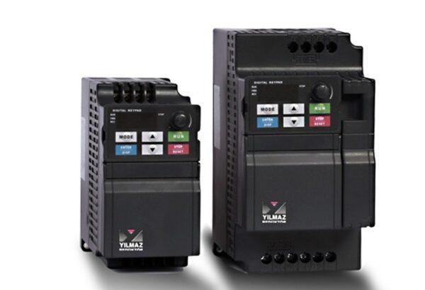 Векторный преобразователь частоты NZ2200-00R4G-Y 0,37кВт, 220В, 1ф.