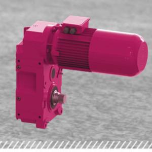 Крановые мотор-редукторы V