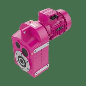 Цилиндрические мотор-редукторы с параллельными валами компактного исполнения DR