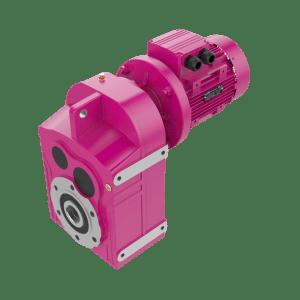 Цилиндрические мотор-редукторы с параллельными валами DV