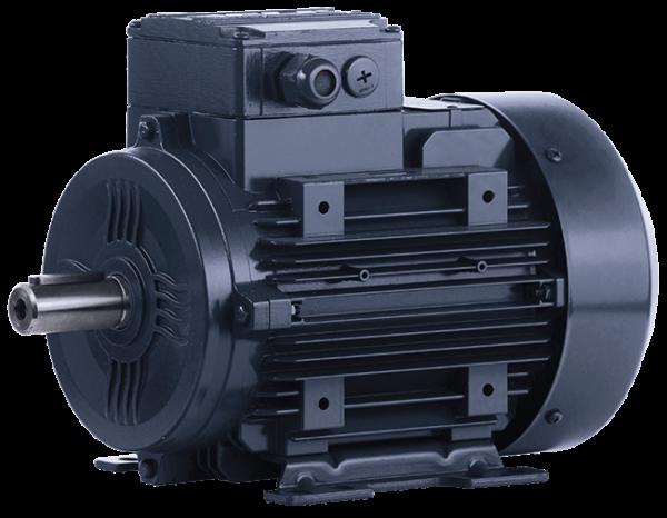Трехфазный электродвигатель ELK 2EG250M6B-37кВт-1000об/мин