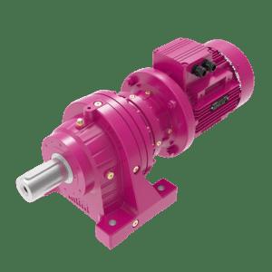 Планетарные мотор-редукторы на лапах RV