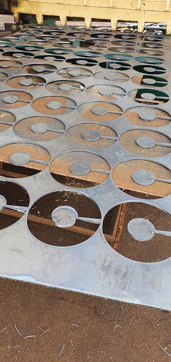 Услуги плазменной резки метала
